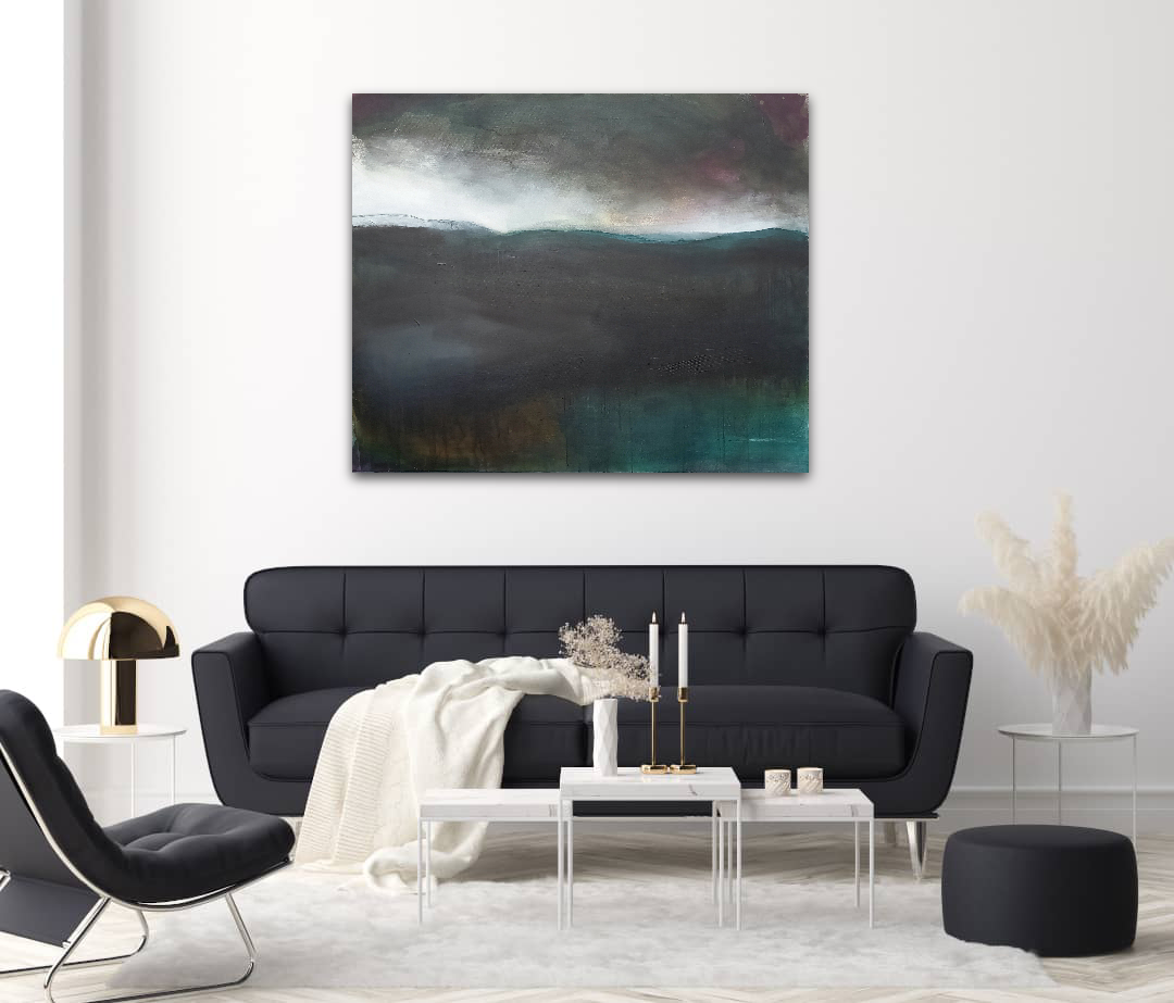 Luxury Decoration, Abstract Artist, Natalie Day, Oxford, Fine Art for Home and Office